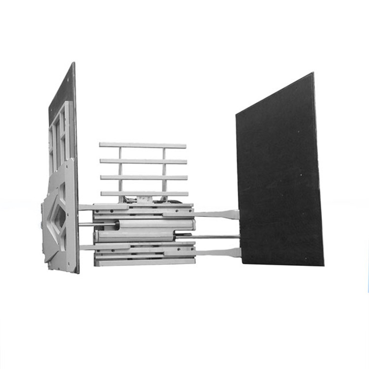 Forklift attachments Carton Clamp for handling various products