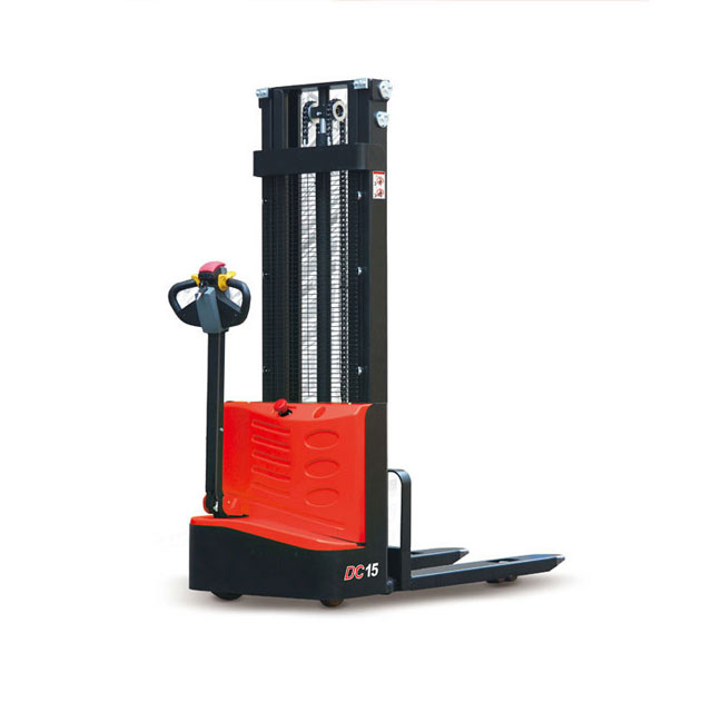 ELES-15J 1500KG ELECTRIC PALLET STACKER PEDESTRIAN TYPE MAX. LIFT HEIGHT 3.5M