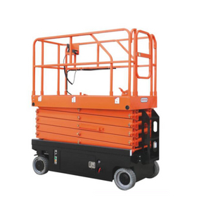 Whole-Electromotion Scissor-Type Aloft Lifting Platform