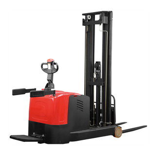 ELES-10CE/12CE/15CE/16CE COUNTERBALANCED ELECTRIC STACKER NEW MODEL LEGLESS STACKER WALKIE TYPE
